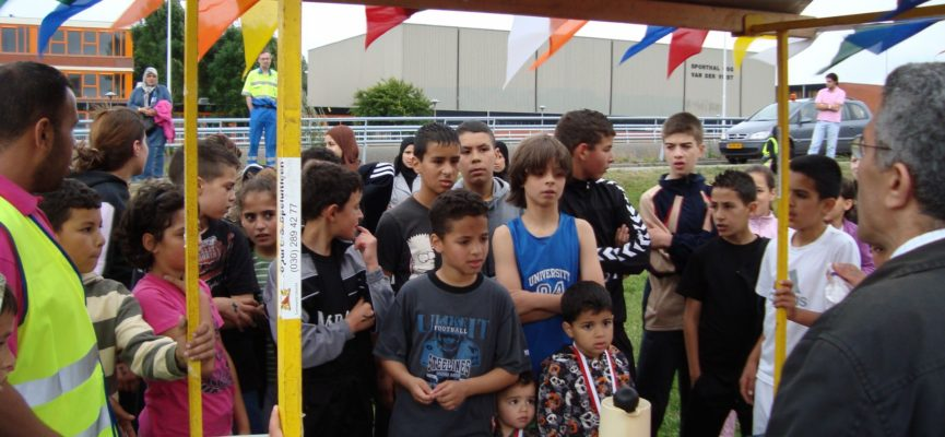 Afbeelding bij Kidsmarathon Kanaleneiland