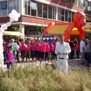 Afbeelding bij Kidsmarathon bij U in de Wijk