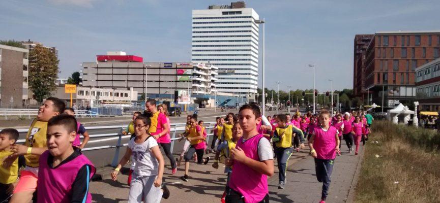 Afbeelding bij Kidsmarathon Kanaleneiland 2019