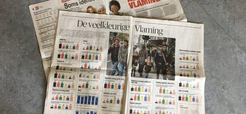Afbeelding bij Resultaten survey Samenleven in Diversiteit gepresenteerd in Vlaanderen