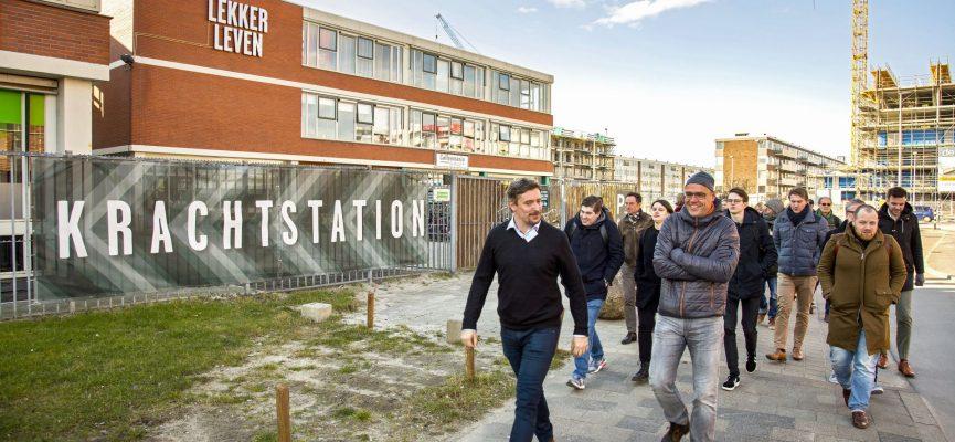 Afbeelding bij Nathan Rozema's favoriete plekken van Kanaleneiland
