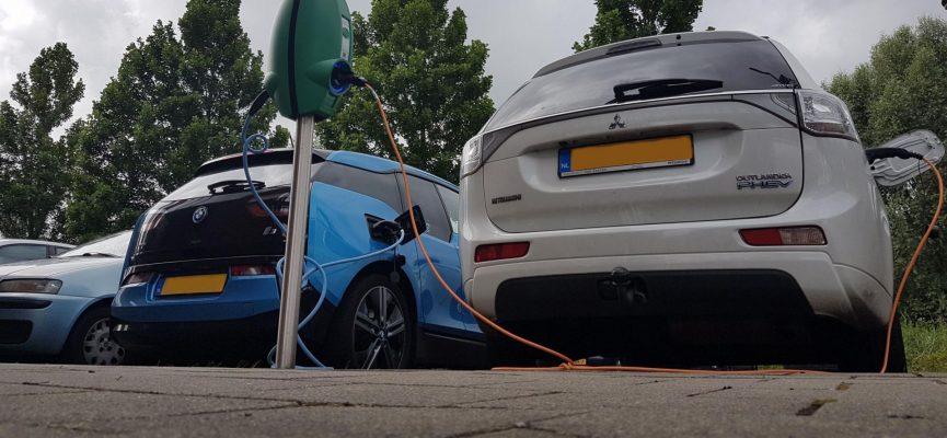 Afbeelding bij Kanaleneiland krijgt elektrische deelauto's!
