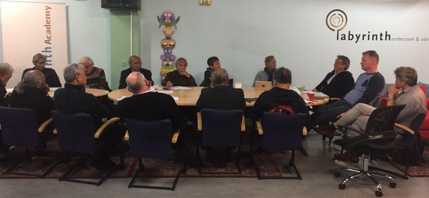 Afbeelding bij Bijeenkomst Kerkvoogdijraad van Molukse kerken