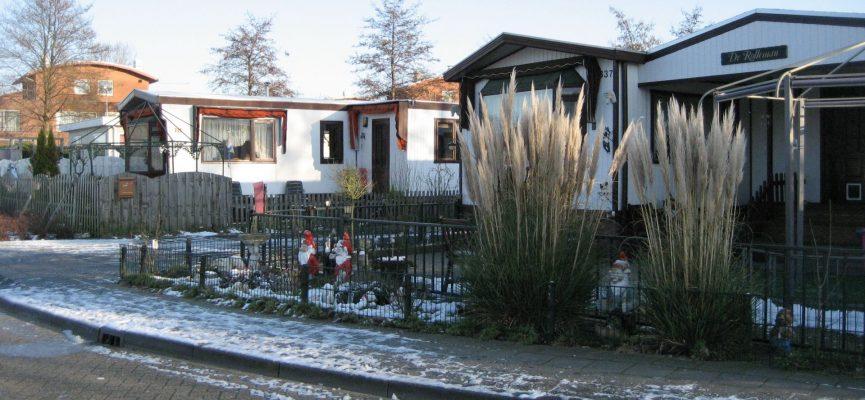Afbeelding bij Behoefteonderzoek standplaatsen woonwagenbewoners