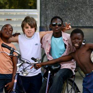 Afbeelding bij Veilig op de fiets naar de basisschool: onderzoek fietsgedrag in stadswijken