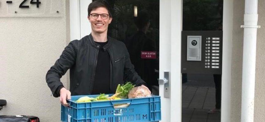 Afbeelding bij Labyrinth helpt voedselbank Kanaleneiland