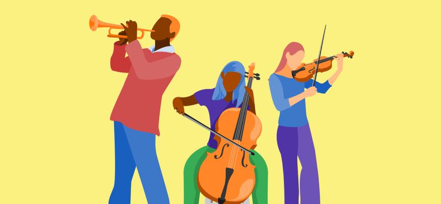 Afbeelding bij Start onderzoek diversiteit en inclusiviteit van de Utrechtse muzieksector