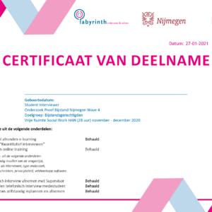 Afbeelding bij Meerjarig onderzoek Proef Bijstand Nijmegen afgerond