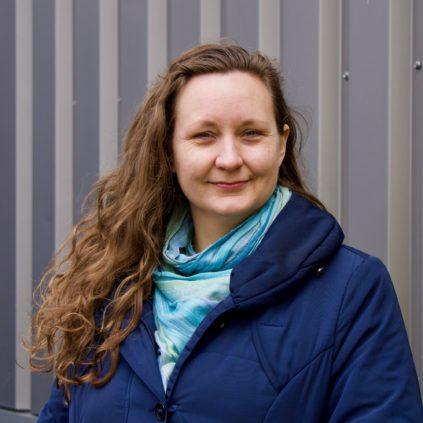 Foto van Judith Khajavi-Zijlstra